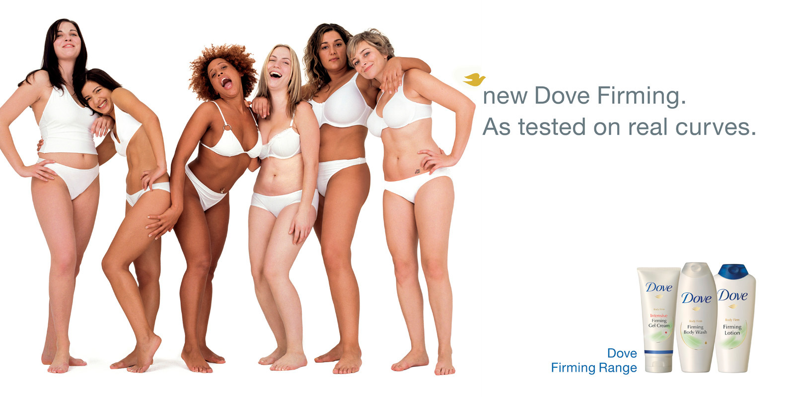 Dove Firming Tested on Real Curves - The Inspiration Room