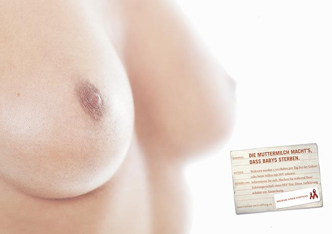 Michael Stich Stiftung Breast