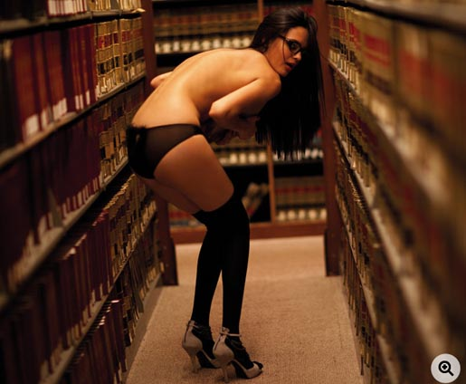 Diesel Intimates in Library