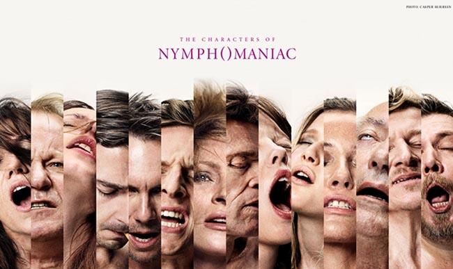 The Characters of Nymphomaniac