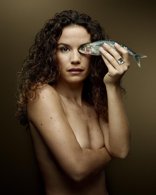 Fishlove Barbara Cabrita and Herring - photography Denis Rouvre