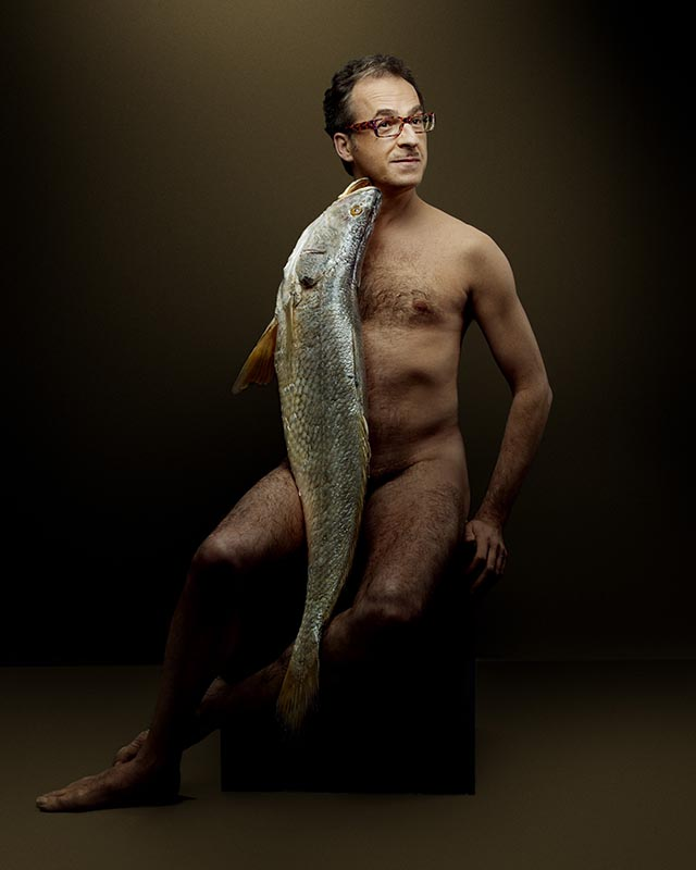 Fishlove Emmanuel de Brantes and Barramundi - photography Denis Rouvre