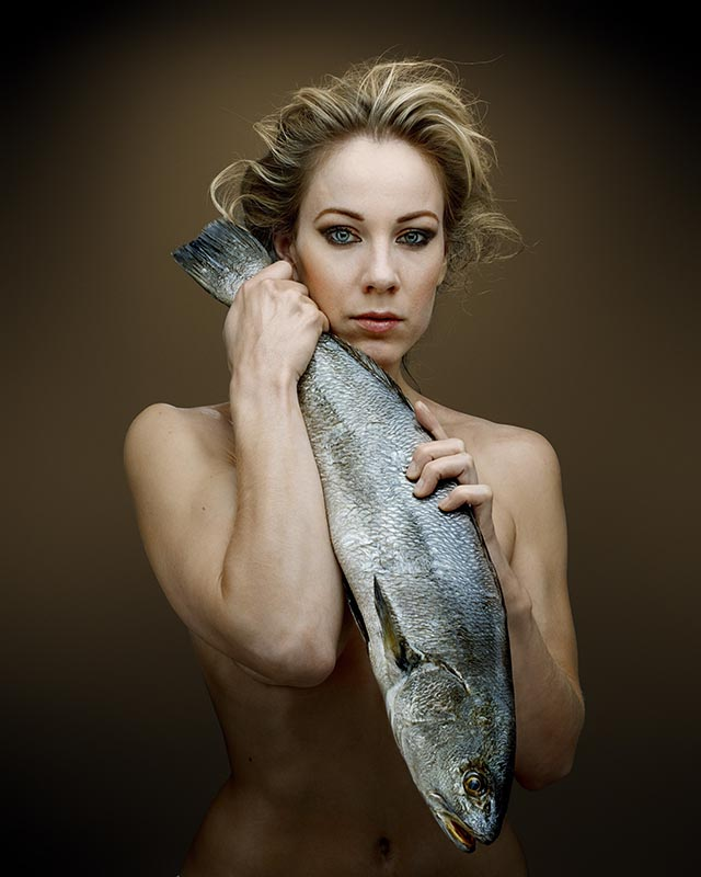 Fishlove Jeany Spark and Stone Bass - photography Denis Rouvre