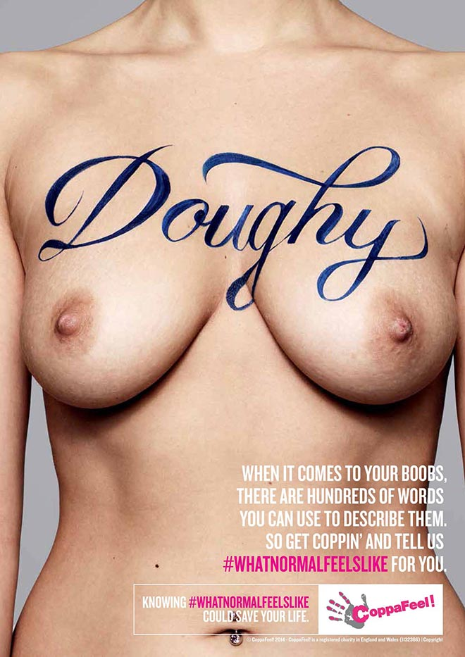 Coppafeel Doughy Poster