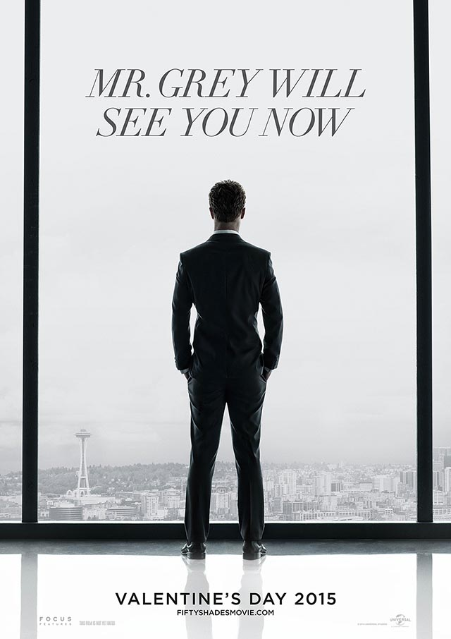Fifty Shades of Gray Poster
