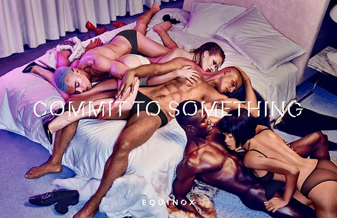Equinox Commit to Something - Orgy