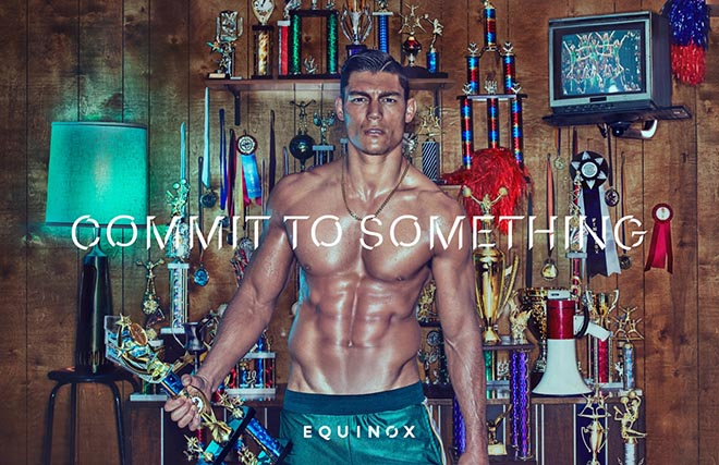 Equinox Commit to Something - Trophy