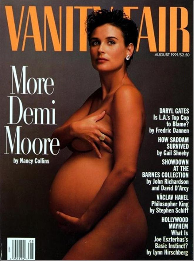 Vanity Fair Meet Demi Moore